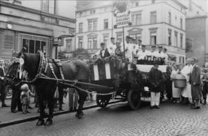 Kerwezug 1936